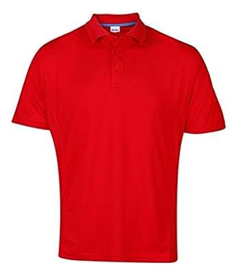 23ba977f98d6 Awdis Herren-Polo-Shirt, kühl, leicht, atmungsaktiv, für Sport ...