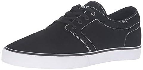 C1RCA Drifter, Sneakers Basses mixte adulte - noir - noir/blanc,