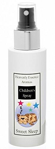 Entspannungs- & Schlafspray für Kinder–Sweet Sleep–100 % natürliche Bio-Aromatherapie - Beruhigen Sie Wellness-Öl