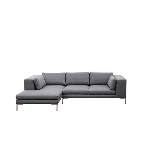 Mirjan24  Ecksofa Ocean I Sofagarnitur, Couchgarnitur XXL Sofa Big Couch inkl. Kissen-Set, Sofa...