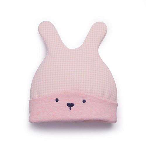 Myzixuan Männliche und weibliche Baby Baumwolle Jacke Mütze Verdickung Baby Hut Neugeborenen Reifen Wintermütze -