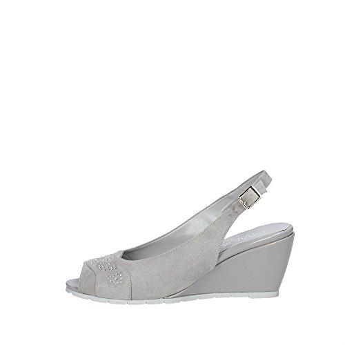 Cinzia Soft 021167 Sandal Damen Grau Y0UNxmldw