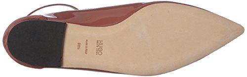 Hugo Dana-p 10199301 01, Riemchenballerinas Donna Marrone (Open Brown)