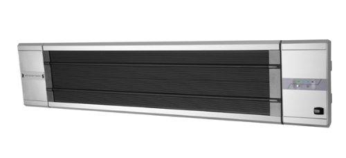 Primrose Firefly 1.800 Watt Infrarot-Dunkelstrahler, Terrassenheizung Wandmontage, 2 Leistungsstufen, inkl. Zeitschaltuhr und Fernbedienung - 6