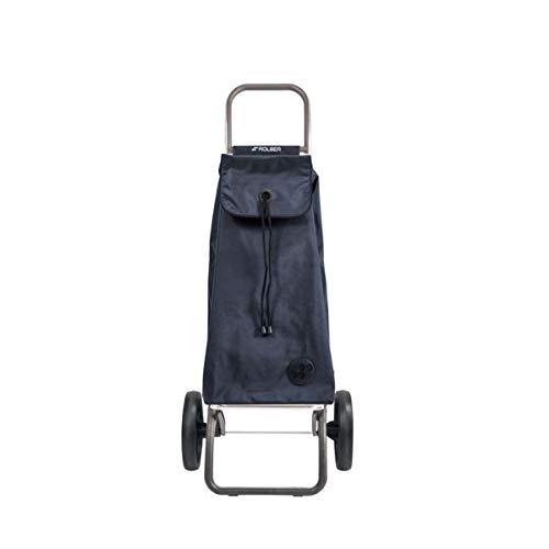 Rolser imx141 Marengo Einkaufstrolley mit 2 Rädern, Dunkelgrau