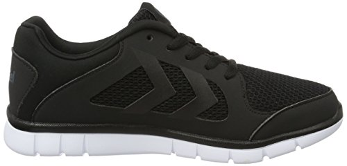 Hummel Effectus Fit, Chaussures de Fitness mixte adulte Noir (Black)