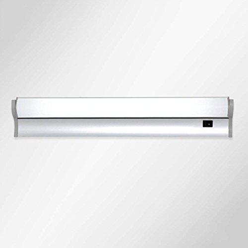 QAZ Badezimmerspiegel Beleuchtung LED-Spiegel Licht, eine moderne, minimalistische Badezimmer spiegel Kommode Leuchtstofflampe mit Schalter (Farbe: warmes Licht-4W/36 cm) - Kompakt-leuchtstofflampen-dimmer-schalter