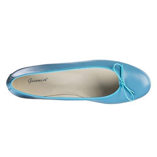 Ex-factory - Chaussures Fermées Woman Blau (himmelblau)