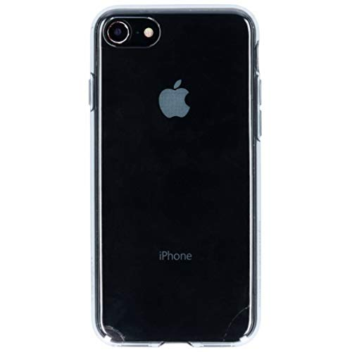 Spigen 042CS20846 Liquid Crystal Kompatibel mit iPhone 8/7 Hülle, Semi Transparent TPU Silikon Durchsichtige Schutzhülle Case Space Crystal D-link-wireless-kamera