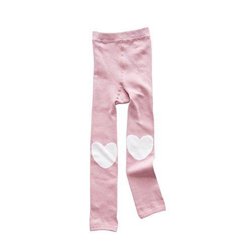 ESHOO Kinder kleine Mädchen bequeme dünne Legging Hosen 2-6 Jahre (Kleine Mädchen Dünn Strumpfhose)