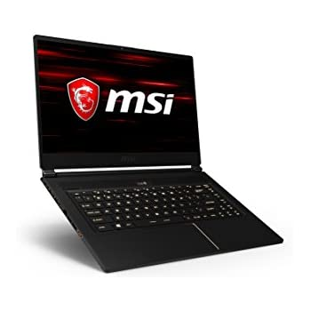 MSI GS65 Stealth Thin 8RE-025ES - Ordenador portátil Gaming de 15.6