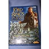 LOTR ROTK Strategy Battle Game Book by Games Workshop
