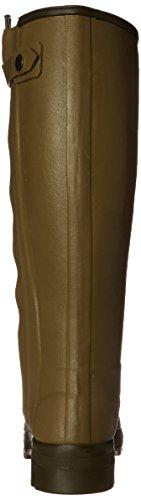 Le Chameau Chasseur Mens Wellington Boot Vert Vierzon 43 Calf
