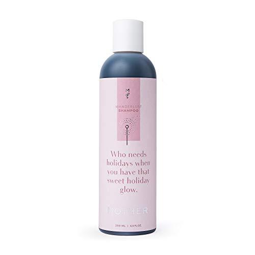 Shampoo ohne Silikon, Sulfate und Parabene - Bio, Vegan Haarpflege für trockenes Kopfhaut - Naturkosmetik