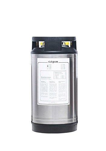 neoLab 2-0142 Ionenaustauscher aus Edelstahl, druckfest Modell 2000