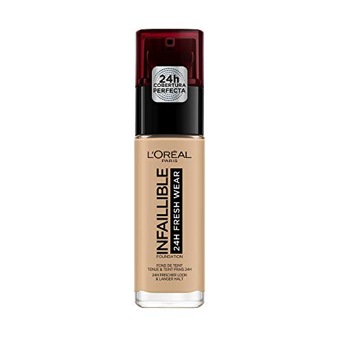 L'Oréal 24H Infallible Foundation 200 Golden Sand
