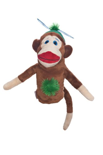 Daphne 's Monkey Made of SOCKIES Hybrid Schlägerhaube, Damen, MMSGJ -