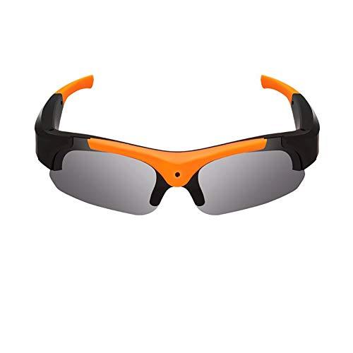 YUN GLASSES@ Video Sport Sonnenbrille, Full HD 1080p Video Rekorder Spion Sonnenbrille mit Kamera-Camcorder und Fotos