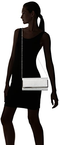 ALDO Hyneman, Clutch Femme Argent (Silver/81)