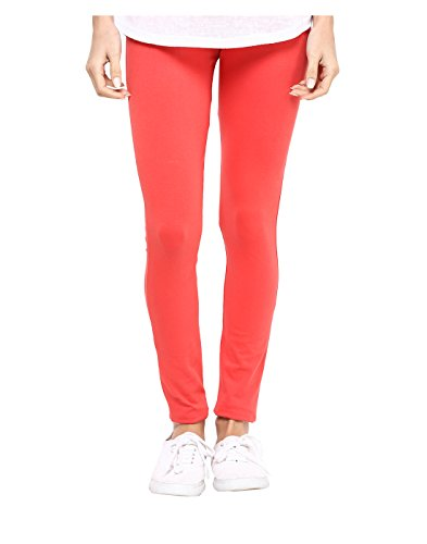 Yepme Women's Orange Cotton Leggings - YPWLGGN5160_S  available at amazon for Rs.179