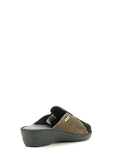 Susimoda 6605 Pantofola Donna Nero