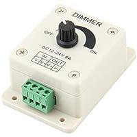 Moliies DC 12 V 8A LED-Licht Schützen Streifen Dimmer Einstellbare Helligkeit Controller Für LED-Streifen Licht... preisvergleich bei billige-tabletten.eu