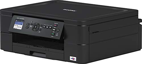 Equipo Multifuncion Brother Dcpj572dw Inyeccion De Tinta Color 27 Ppm 128 Mb A4 Bandeja De Entrada 100 Hojas