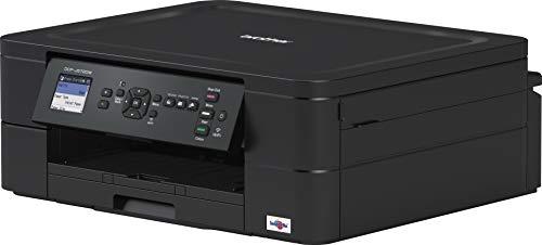 Brother DCP-J572DW - Equipo multifunción de Tinta (A4, Wi-Fi, impresión dúplex), Color Negro