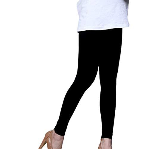 UFODB Umstandsleggings Lang Umstandsmode Leggings Umstands Strumpfhosen Leggins Schwangere Elastische Hohe Taille Schwangerschaftsleggings (4xl Umstandsmode)
