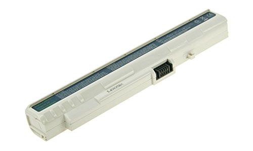 2-Power Laptop-Akku für Acer Aspire One (3Zellen, 11,1V/2300mAh, ersetzt Originalteil Nr. UM08A31) weiß Preis
