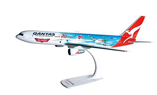 herpa-610285-qantas-disney-boeing-767-300-vh-ogg-1-200-longitud-modelo-de-275-cm-modelo-clipaje