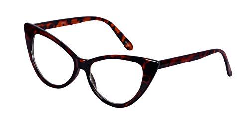 Lensport Eyewear Full Rim Cat-Eye Eyeglasses| Eye Frame eyewear | for Women,s & Girl,s
