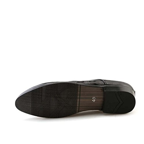ZXCV Scarpe allaperto Scarpe da uomo appuntate allaperto scarpe da uomo traspiranti Nero