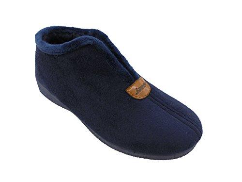 javer, Pantofole donna blu Size: 36