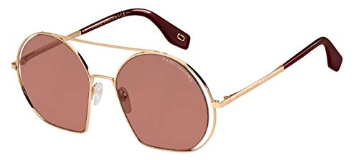 Marc Jacobs Sonnenbrillen Marc 325/S Gold/Brown Damenbrillen