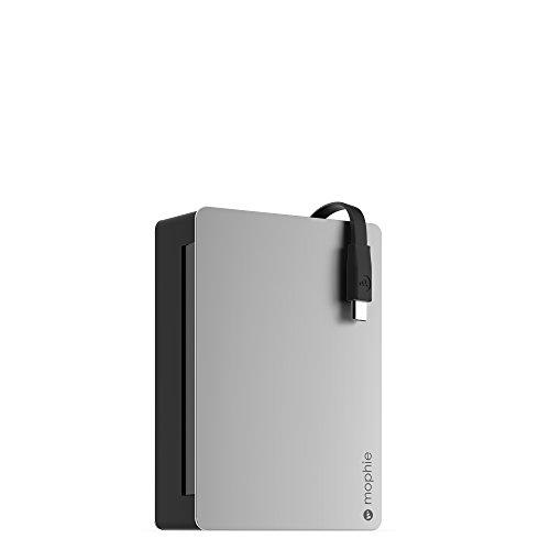 mophie-powerstation-plus-8x-batterie-externe-charge-synchronisation-avec-cable-usb-noir