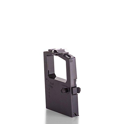 Inkadoo Farbbänder passend für Oki Microline 3390 kompatibel zu Oki 09002309 9002309 - Premium Alternativ - Schwarz