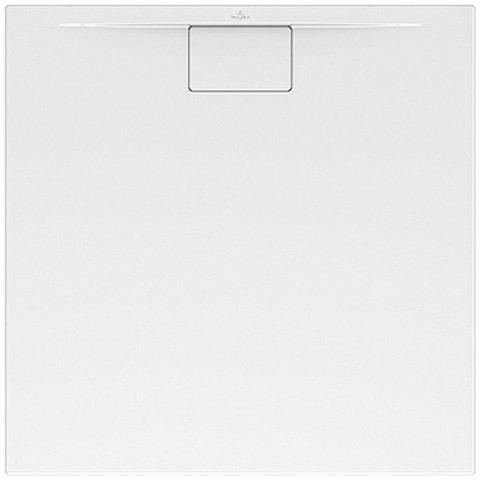 duschwanne villeroy boch Villeroy + Boch Architectura Duschwanne (1010ARA115) MetalRim 1000x1000x15mm weiß alpin, DA1010ARA11