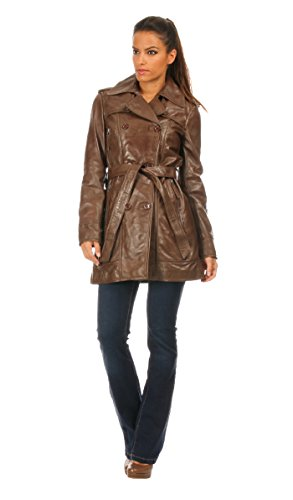Giovanni - Trench Betty - Donna marrone 54
