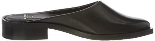 Royal Republiq Damen Prime Square Mule-blk Slipper Schwarz (nero)