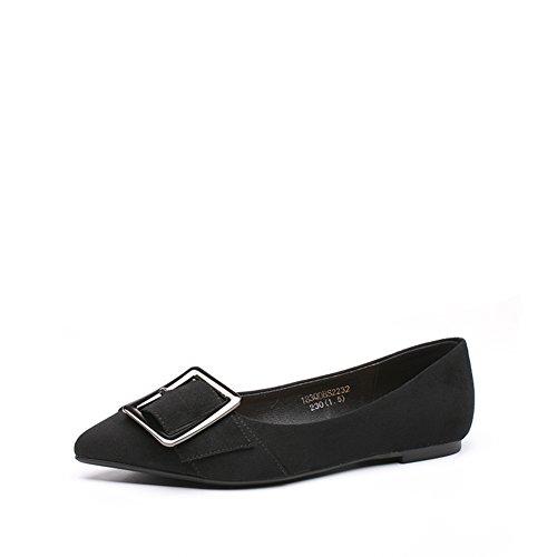 outlet store ca0e5 02b45 Le Scarpe Da Donna Caduta Scarpe,Scarpe Tacco Piatto,Scarpe A Punta, Tempo