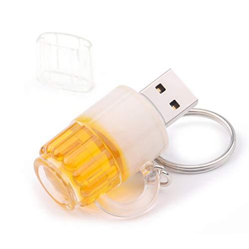 Disco a forma di birra u disco flash drive interfaccia usb 2.0 alta velocità per il trasporto di dati condividi foto file di musica video da pc