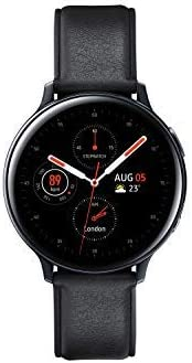 Samsung Galaxy Watch Active 2 - Stainless Steel, 44mm, Black