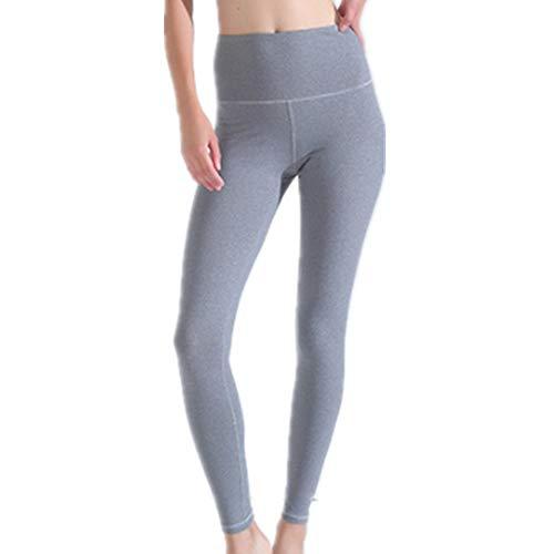 Pantaloni Lady Yoga Pantaloni da yoga elasticizzati a vita alta senza pantaloni lunghi extra da donna per allenamento palestra in esecuzione atletica sport pantaloni dimagranti Pantaloni sportivi atti