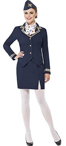 rdess Kostüm für Damen, XL, Blau ()