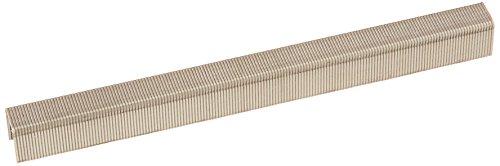 """C08 acier inoxydable d'agrafes en fil fin Calibre 22 Couronne 3/8, 1/2"""" longueur"""