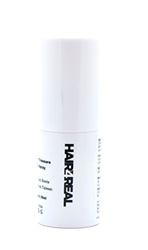 Hair4Real Lock-in Hair Spray-30ml suitable for all Hair Fibers like Rebuilds, Caboki, Looks21, Toppik, etc.