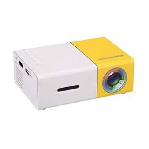 Selling Projektor-Zubehör, Projektor 1080P Hd-Projektor Mit USB-Anschluss, Micro-SD-Port, Mini-Taschen-Fernbedienung, Smartphone, Laptop-Heimkino-System