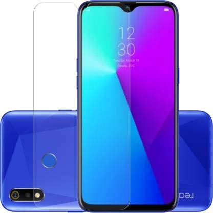 Lustree [Anti Glare] [scratch Proof] Tempered Glass For Realme 3i