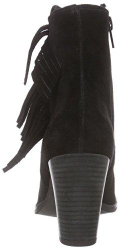 Tamaris25881 - Stivali classici imbottiti a gamba corta Donna Nero (Nero (Black 001))